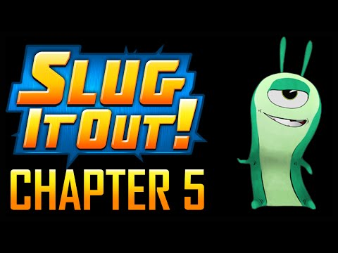 Let's Play - Slugterra Slug It Out - All Of Chapter 5 - Episode 5