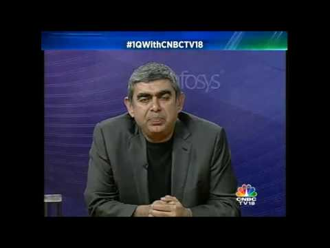 Disappointed With The Company's Q1 Revenue Performance: Infosys CEO