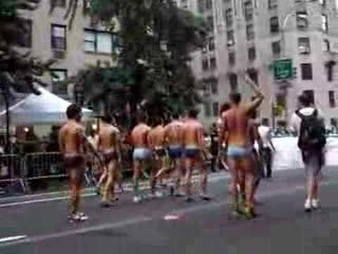 Gay Pride NYC 2008 Randy Blue Video