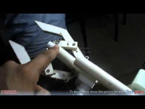 Keyboard Control Robotic Arm|Arm movement Control Using Keyboard