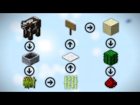 Redstone Alternatives for Minecraft PE