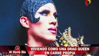 Mundo drag queen: un arte que cualquiera lo puede hacer