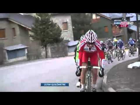 Volta Ciclista a Catalunya 2014 - Final Km's Stage 3 - Banyoles  ›  La Molina (Alp)