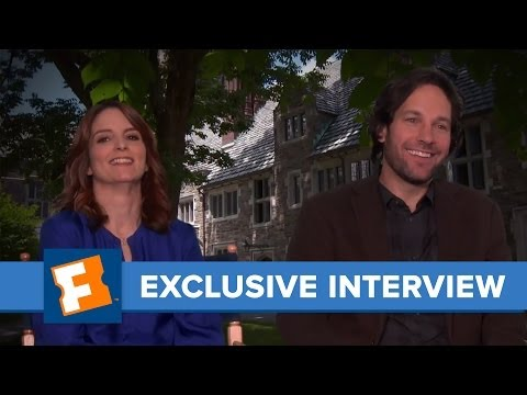 Admission, Cast Interview, Tina Fey, Paul Rudd, Fandango | Celebrity Interviews | FandangoMovies