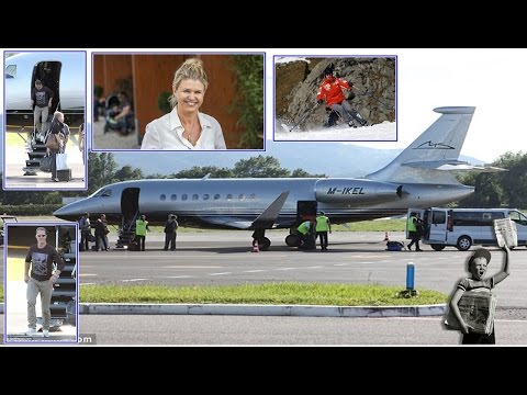 Michael Schumacher's wife to sell his private jet