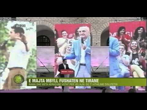 Revista Televizive e Mbremjes, 19 Qershor 2015 - Top Channel Albania - News - Lajme