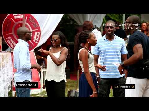 Accra Premium Food & Wine Festival _ #fghtv