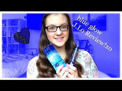 MinnieMollyReviews!♡ Blue Glow By J.Lo review ♡