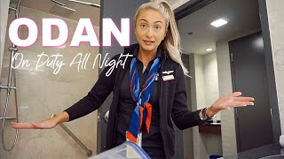 The Life Of A Flight Attendant | Prepping My Hotel Room  | Vlog 49