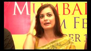 Paanch Adhyay - Paanch Adhyay Cast at screening of their movie at MFF'12.mp4