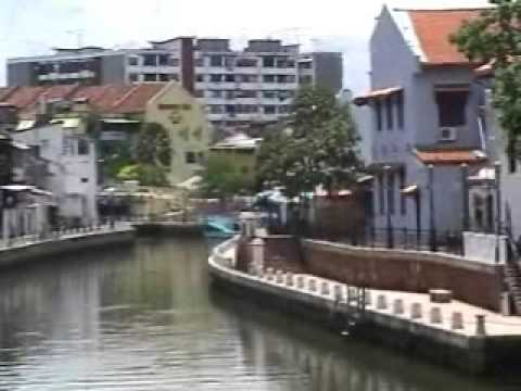 Malacca heritage River