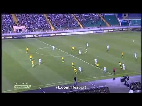 Ворскла -  Жилина  3-1  Лига Европы 2015-16  3 й кв раунд   2 й матч  Обзор матча