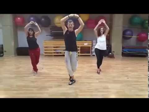 Zumba®fitness with Sasha (Toca Toca-Fly Project) Original Choreography