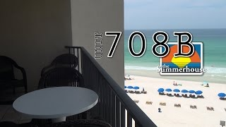 Unit 708B Summerhouse Panama City Beach Vacation Condo