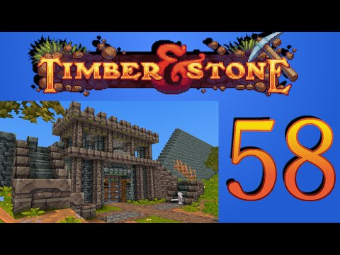 Adamu Plays: Timber and Stone - Episode 58 - Current Events!