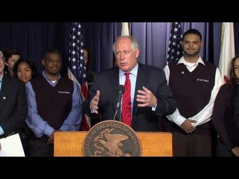 10/08/10: Gov.Quinn Announces Investment Package for U.S. Cellular to Create and Retain 1,100 Jobs