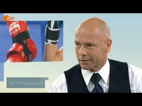 Michael Kuhr ♦ Bodyguard - Zwischen High Society und Unterwelt (ZDF Mittagsmagazin)
