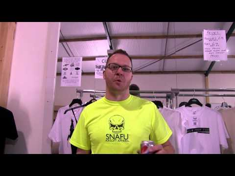 A Quick Chat With SNAFU Airsoft Apparel at the Airsoft Arms Fair 7