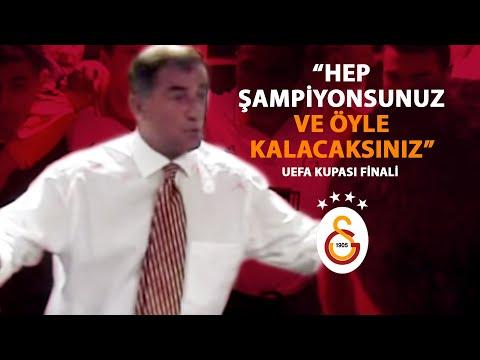 UEFA Kupası | 17 Mayıs 2000 UEFA Kupası Soyunma Odası