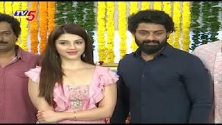 Kalyan Ram New Movie Opening | Mehrene Kaur Pirzada