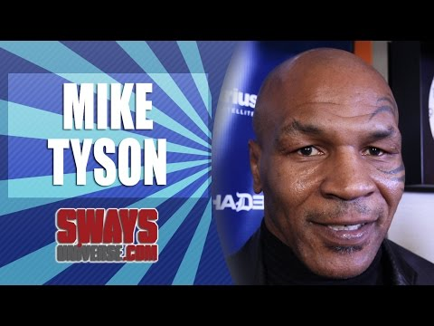 Mike Tyson Names Some of his Favorite Rappers, Talks Mayweather & Evolution of Boxing