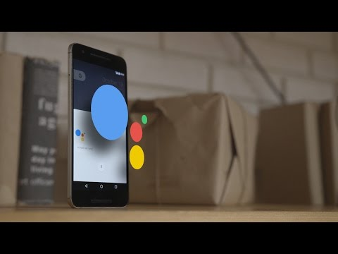 Обзор Google Assistant