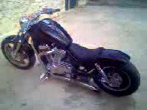 Suzuki Intruder VS 750 CUSTOM