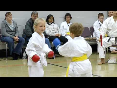 Karate Tournament – Shaw TV Port Alberni