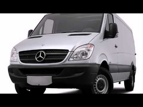2013 Mercedes-Benz Sprinter Video