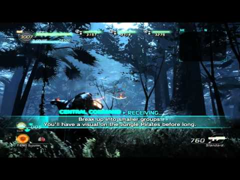 Lost planet 2 PCgamePlay on i3/GT520
