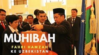 Fahri Hamzah Berharap Pilpres Uzbekistan Sukses