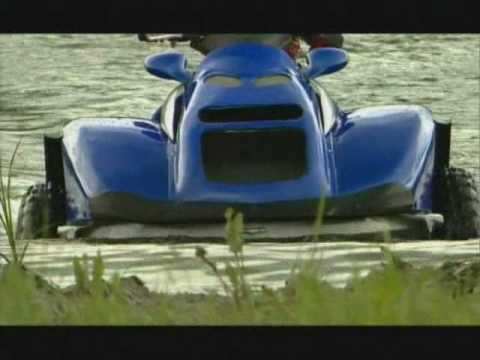 GIBBS! very cool amphibious vehicle! (read description before commenting!