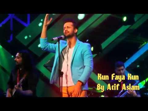 Kun Faya Kun   Atif Aslam   Full Audio Song   Song Of 2015 640x360