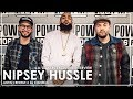 """Nipsey Hussle on """"Racks in The Middle"""", Puma Deal, & Buying Back The Block"""