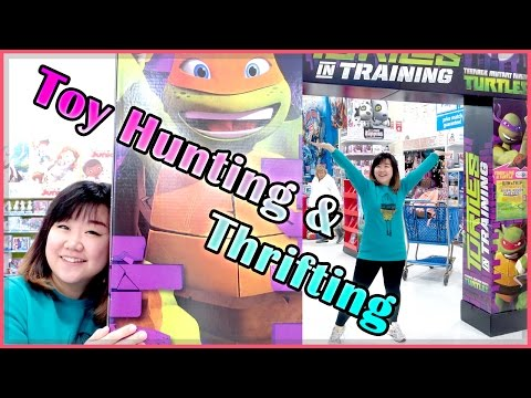 Toy Hunting & Thrifting (with Jenny) - Lego, My Little Pony, Big Hero 6 And More! video