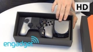 OUYA unboxing | Engadget