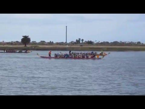 12th Annual San Diego Dragon Boat Festival---2nd Qualifing Heat