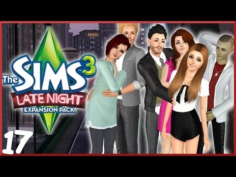 Lets Play: The Sims 3 Latenight-(Part.17)-Brawl !