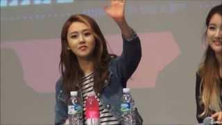 [FANCAM]130518 4minute 팬싸인회 허가윤(gayoon)