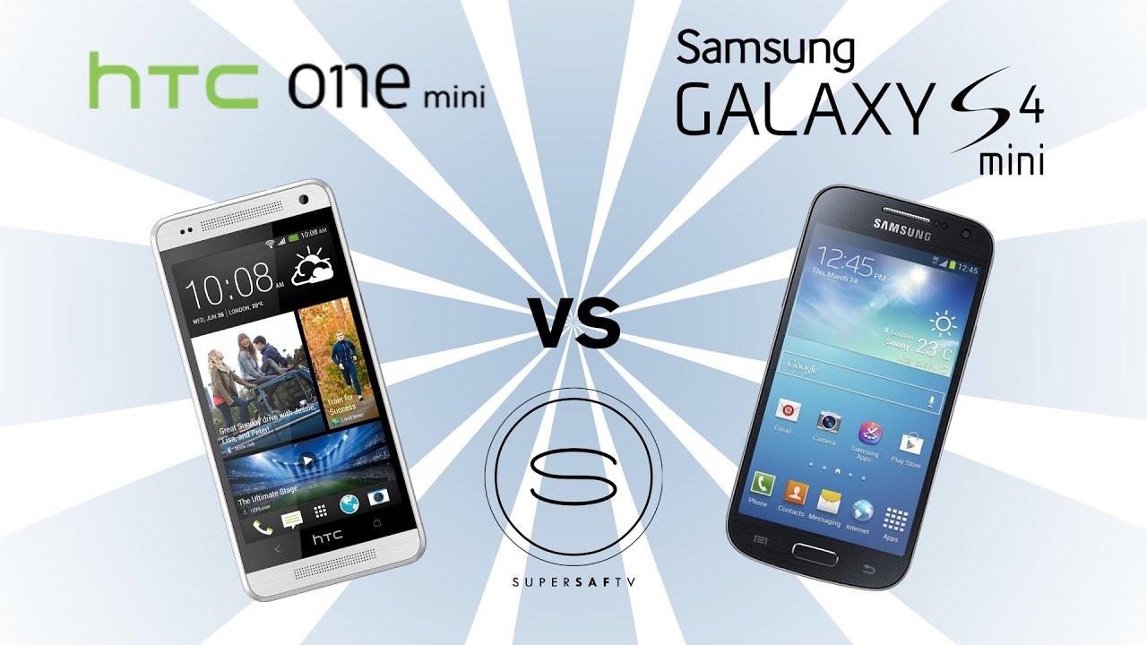 Htc One Mini vs Samsung Galaxy