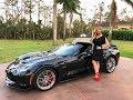 2018 Chevrolet Corvette Grand Sport, for sale by Autohaus of Naples, 239-263-8500