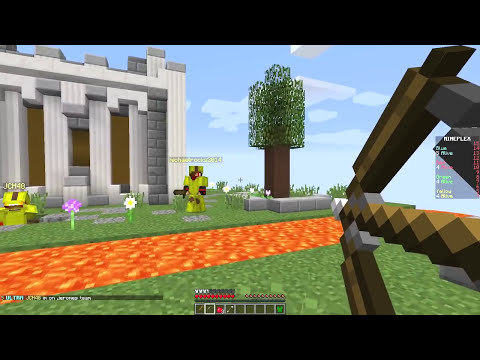 Minecraft: EPIC Micro Battles With The Pack!