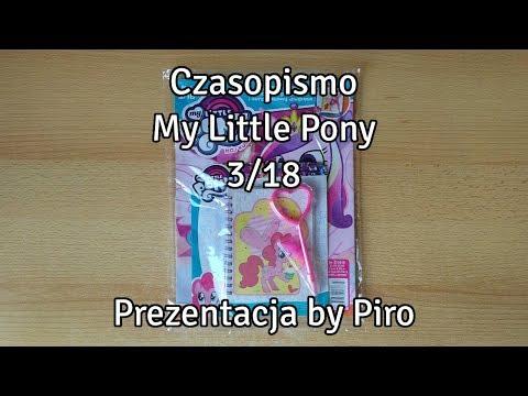 Czasopismo MLP nr 3/18 - Prezentacja by Piro