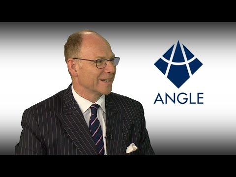 ANGLE plc 'well on track' for commercial revenues