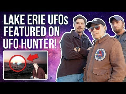 Two Lake Erie UFO's -  Featured On History Channel's