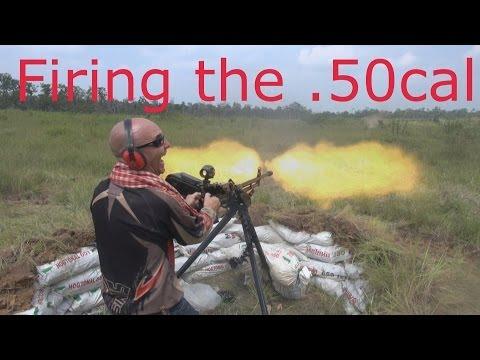 50 cal Chinese made machine Gun