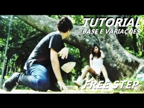 Escola De Free Step - Aula 1 Base E Variações ( 2013 ) ( Tutorial Liinhendriix ) video