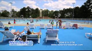 Water World Dothan Destinations