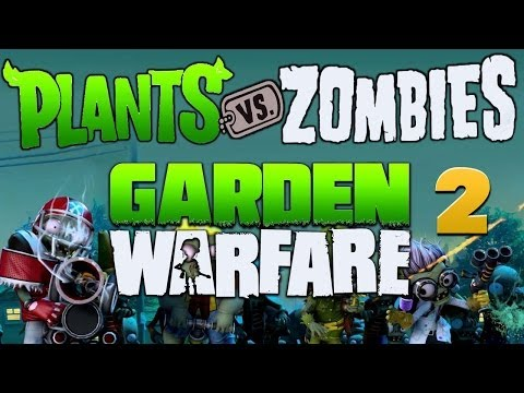 Garden Ops: Sharkbite Shores ★ Plants vs Zombies: Garden Warfare