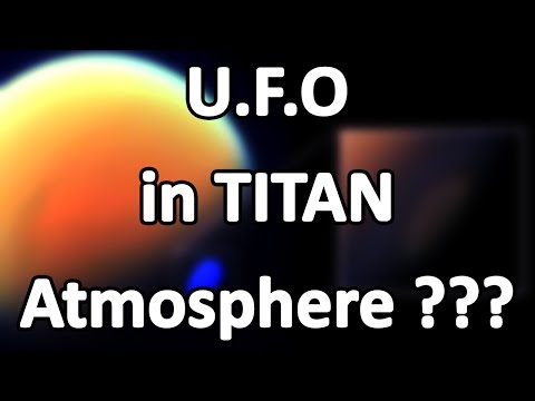 Is this huge UFO sucking up the
